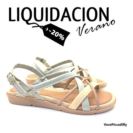 Sandalias Piccadilly Chatitas Confort 401232 Vocepiccadilly