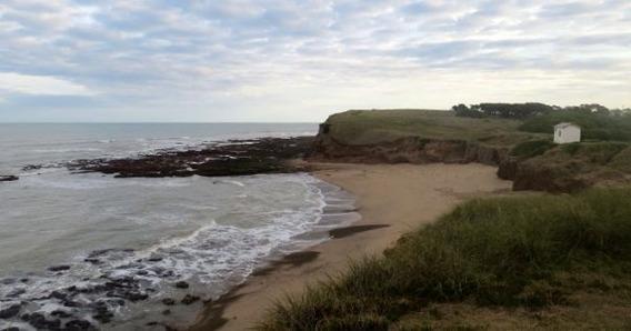 Vendo Lote Terreno Frente Al Mar Playa Chapadmalal