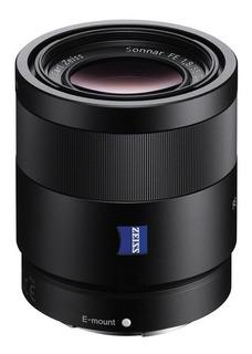 Lente Sony Sel 55mm F/1.8 Za Sonnar Fe Carl Zeiss T Sel55f18