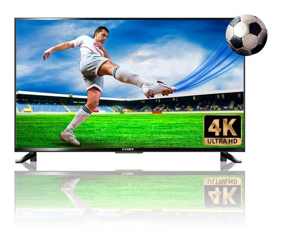 Televisor Coby 55 Smart 4k Uhd Led
