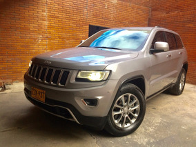 Grand Cherokee 2014 5700 V8 360 Hp Ltd Impecable Unico Dueño