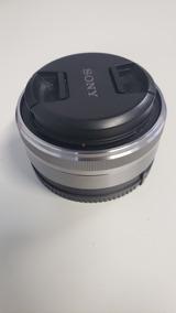 Lente Sony 16mm 2.8 Emount