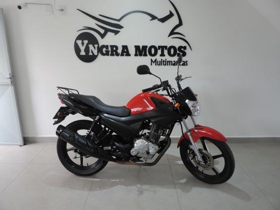 Yamaha Ybr 150 Ed Factor 2018 Flex Linda