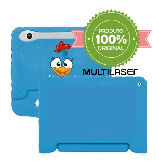 Capa Case Infantil Para Tablet Anti Queda Kids Multilaser
