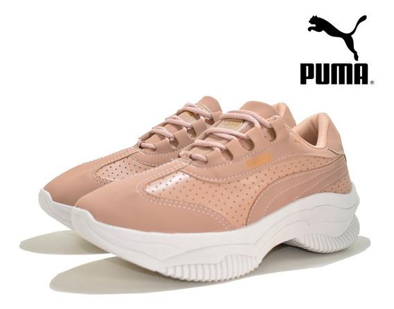 Tênis Feminino Puma Femme Promoção Dia Dia 30% Off :)