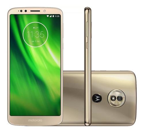 Smartphone Motorola Moto G6 Play Xt1922 Open Box Anatel