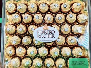 Ferrero Rocher T42 24 16 Kinder 42 Piezas