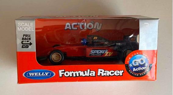 Welly Action Formula Racer Varios Modelos