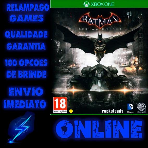 Batman: Arkham Knight Xbox One Digital Online + Brinde