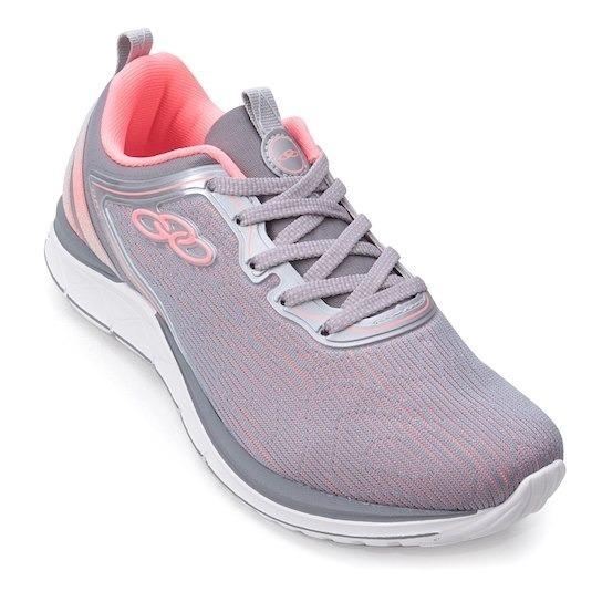 Tenis Olympikus Day Para Caminhar Confortável Feminino