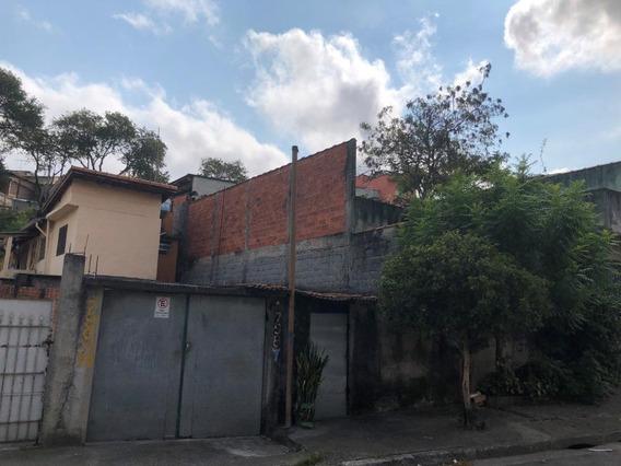 Terreno À Venda, Curuçá - Santo André/sp - 49195