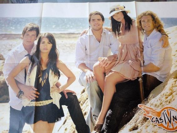 Lote Casi Angeles Posters, Foto Y Revistas