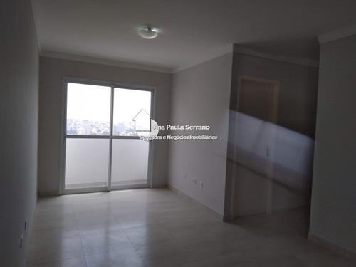 Imagem 1 de 15 de Apto - Cond. Árvores Da Amazônia - Apartamento Para Aluguel No Bairro Jardim São Carlos - Sorocaba, Sp - Ap24632