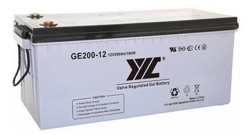 Imagen 1 de 1 de Baterías De Gelatina 12 Voltios Excelentes Precios