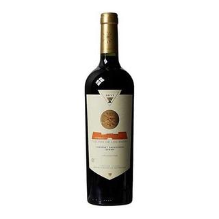Vino Kosher Flechas De Los Andes Cab. Sauv. Syr. 2013 No Mev