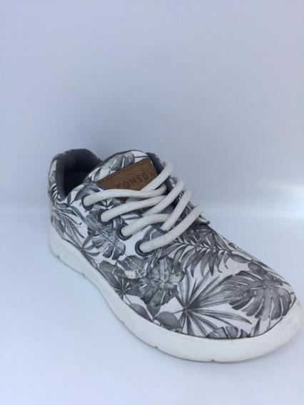 Zapatillas Conso Venice Grey Jungle Junior Ct011006