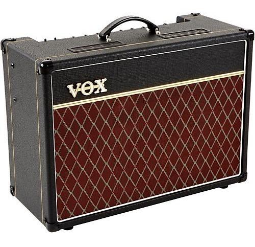 Amplificador Guitarra Vox 15w Ac15-c1 - Revenda Autorizada