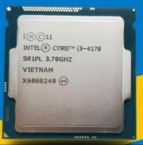 Core I3 4170 3.7 Ghz 1150 Oem + Pasta(sem Juros)