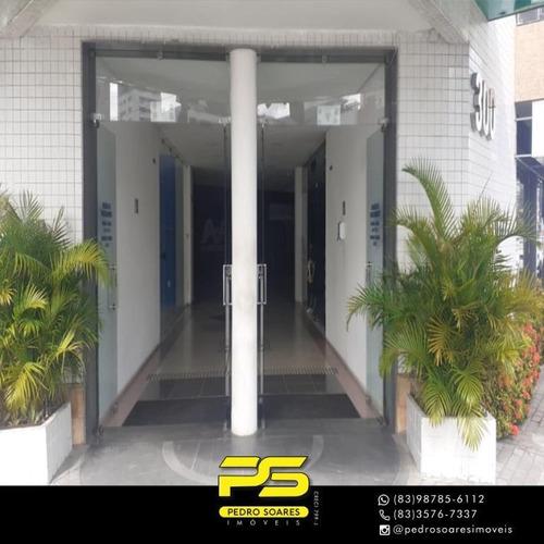 Sala À Venda, 40 M² Por R$ 165.000,00 - Aeroclube - João Pessoa/pb - Sa0236