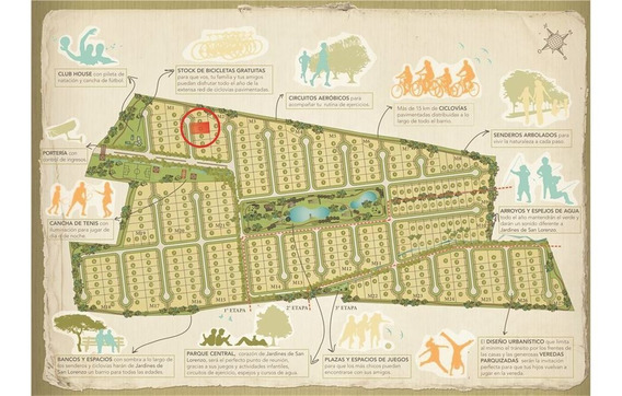 Venta Terreno En Jardines De San Lorenzo + 900 M2