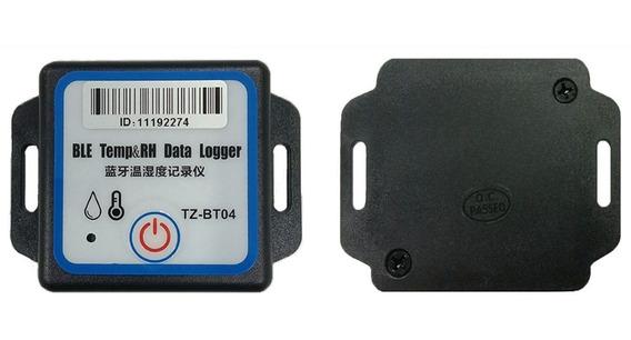 Sensor Temperatura Y Humedad - Datalogger - Tzone Digital