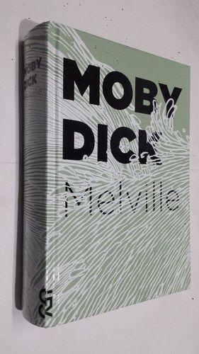 Livro Moby Dick Ou A Baleia Herman Melville