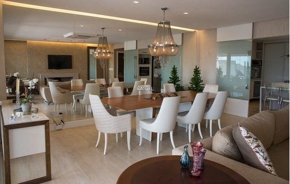 Apartamento Em Cristal Com 3 Dormitórios - Ca3557