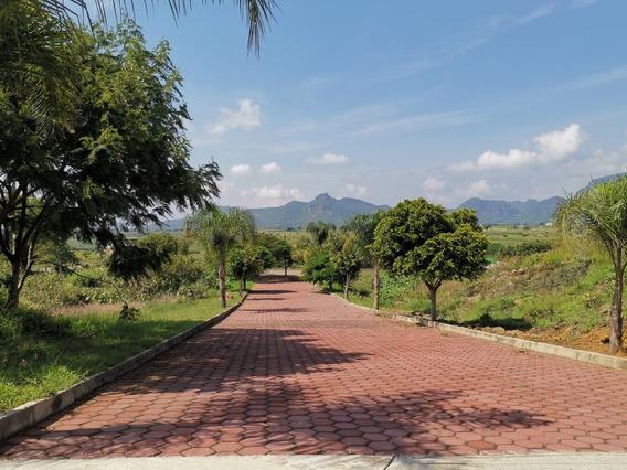 Terreno En Tlayacapan
