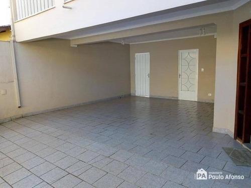 Casa Com 4 Dormitórios À Venda, 257 M² Por R$ 650.000,00 - Santa Lúcia - Poços De Caldas/mg - Ca1136