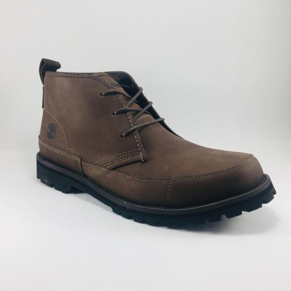 Bota Timberland Ek Leather Chukka Masculina Original
