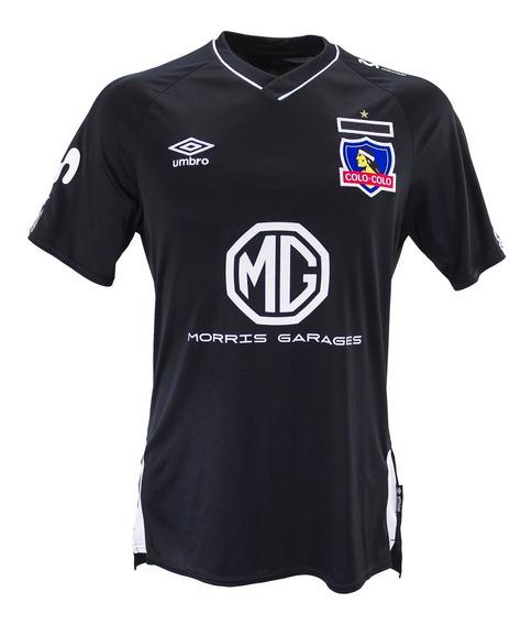 Camiseta De Futbol Umbro Colo Colo De Visita 2019 Niño