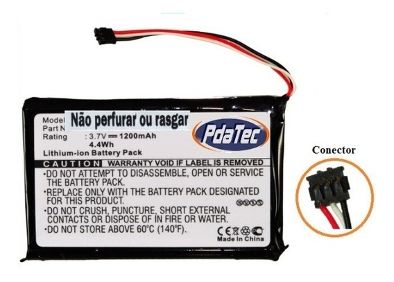 Bateria Gps Garmin Nuvi 2415 Li-ion 3.7v 1200mah