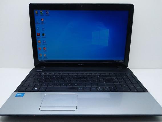 Notebook Acer Gateway Celeron 4gb 320hd Usado C/vídeo #515