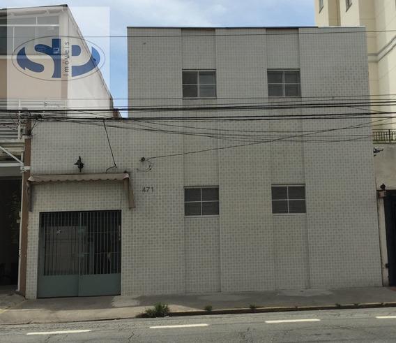 Galpão Em Ipiranga - São Paulo - 1305