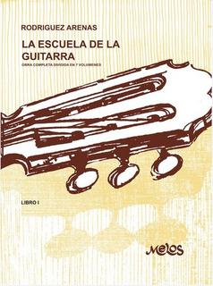 Escuela De La Guitarra Mario Rodriguez Arenas 7 Libros