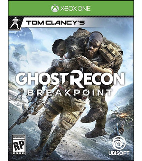 Tom Clancys Ghost Recon Breakpoint Xbox One Fisico Sellado