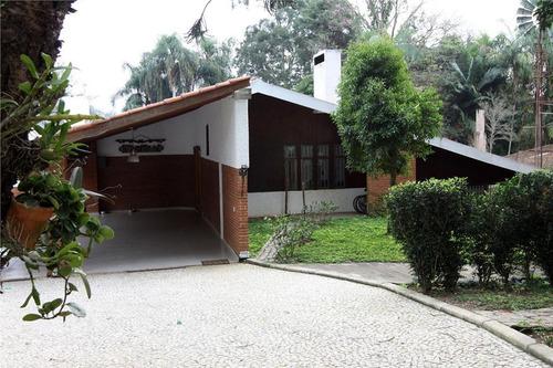 Casa Com 3 Dormitórios 1 Suíte À Venda, 580 M² Por R$ 1.900.000 - Miolo Da Granja - Cotia/sp - Ca0256