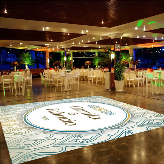 Pista De Dança Para Casamento E 15 Anos Eventos Ps20 - 5x5m