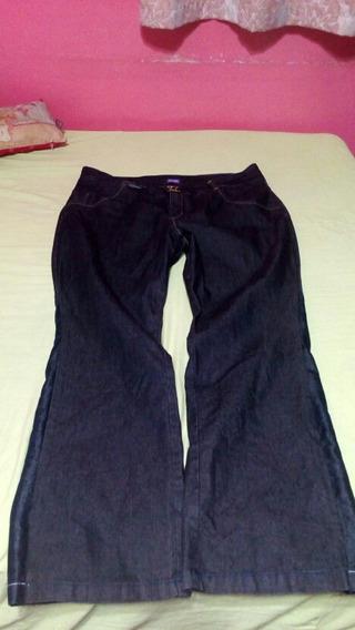 Calça Jeans Plus Size Marguerite.
