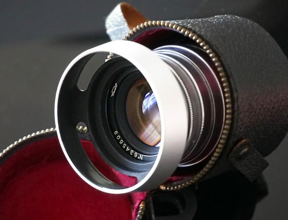 Lente Kmz Jupiter 8, 50mm F2.0 - Zeiss Sonnar Contax Copy