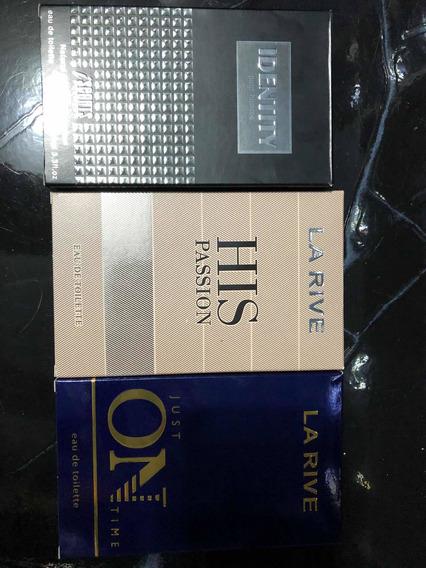 Perfumes La Rive E Identity