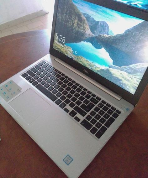 Laptop Dell Inspiron 15, Serie 5000, Totalmente Nueva.