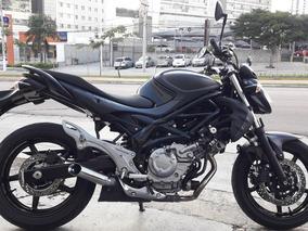 Suzuki Gladius 650 2016 C\7.100 Km Unico Dono