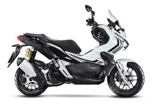 Honda Adv 150 Abs 2021/2022 Com 3 Anos De Garantia Honda