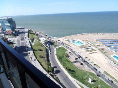 Promo 3 Semana De Febrero - 2 Amb. Con Vista Al Mar, Playa Varese, Edificio Maral 39.