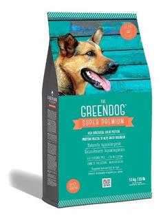 The Green Dog Alimento Vegano Para Perros 15kg + Envio !!!