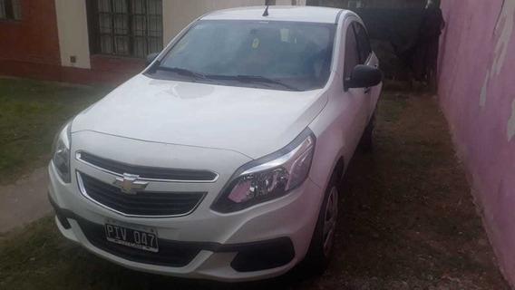 Chevrolet Agile 2016 60mil Km