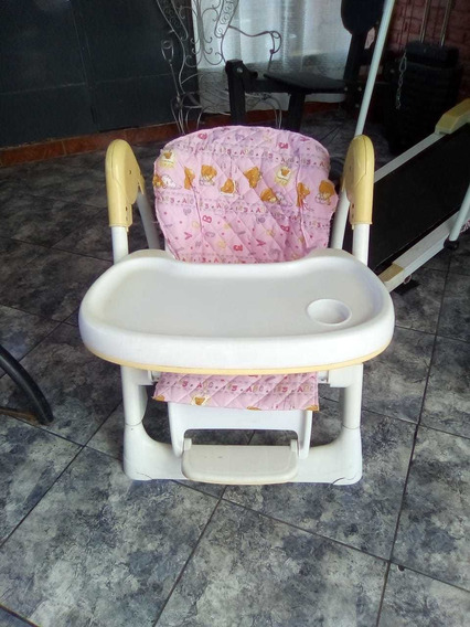 Silla Alta Para Niña Marca Premium Baby