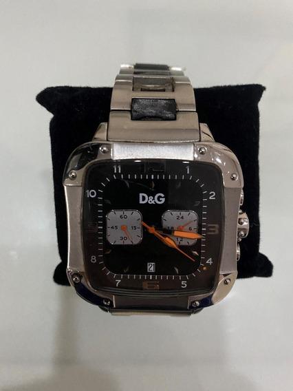Relógio De Luxo Dolce & Gabbana Aço Inoxidável