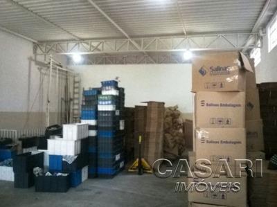 Galpão Comercial Para Venda E Locação, Casa Grande, Diadema - Ga1041. - Ga1041